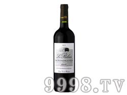 梅洛骑士干红葡萄酒