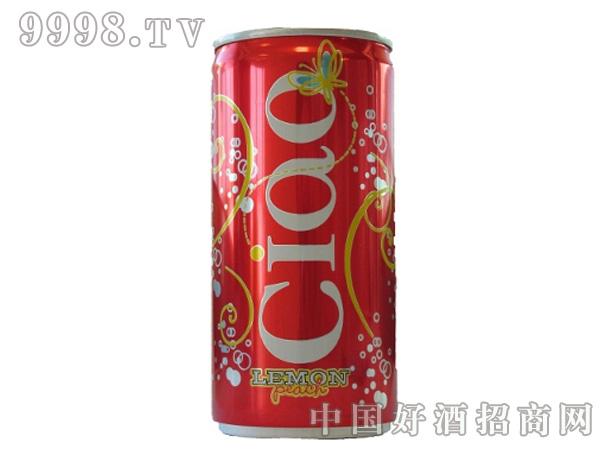 柠檬蜜桃味起泡酒(配制酒)