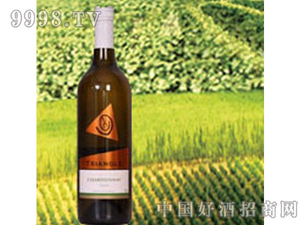百吉庄三角霞多丽干白葡萄酒