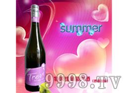 特莱维西番莲味葡萄汽酒