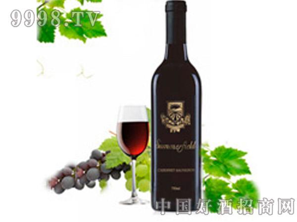 夏日田园-赤霞珠红葡萄酒
