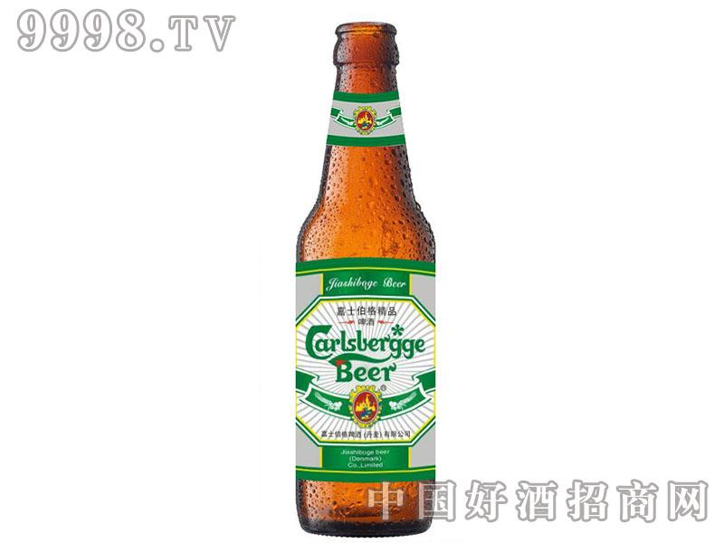 嘉士伯格精品红瓶330ml