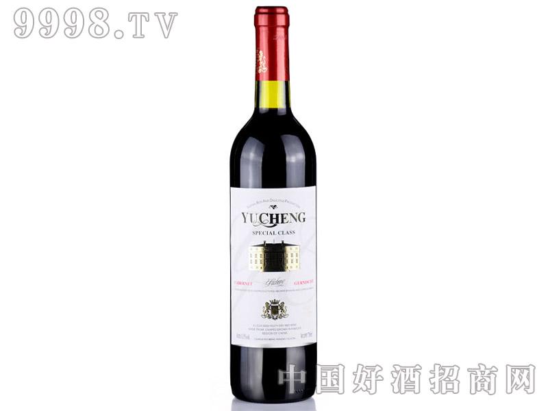 裕诚特选级蛇龙珠干红葡萄酒