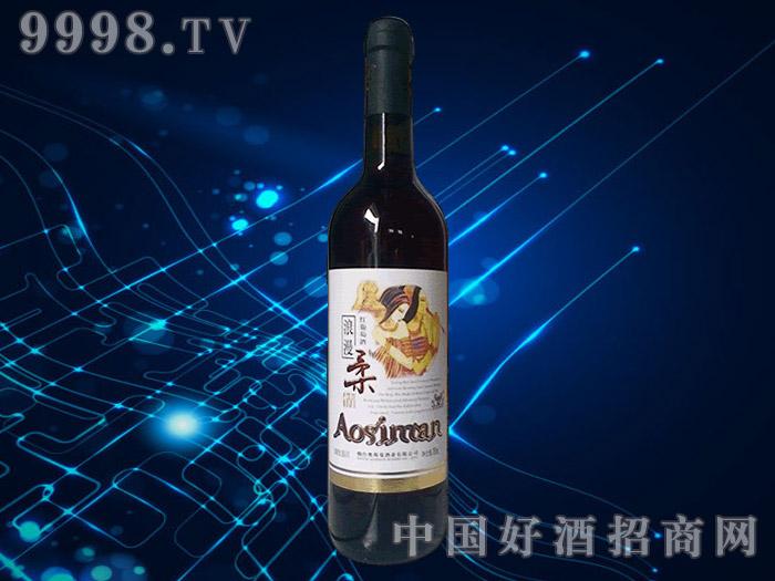 浪漫柔情红葡萄酒