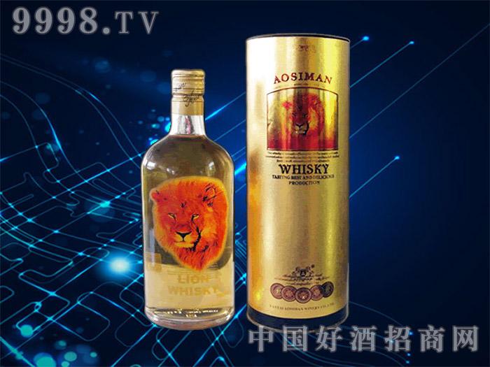 狮牌威士忌