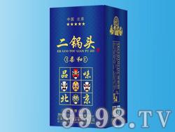 北京二锅头柔和(蓝)