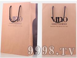 双支装礼盒袋