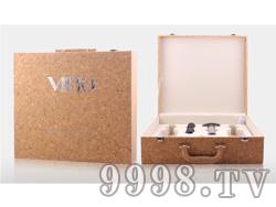 双支装软木礼盒