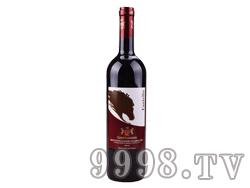 棕马干红葡萄酒