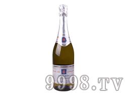 银标起泡葡萄酒