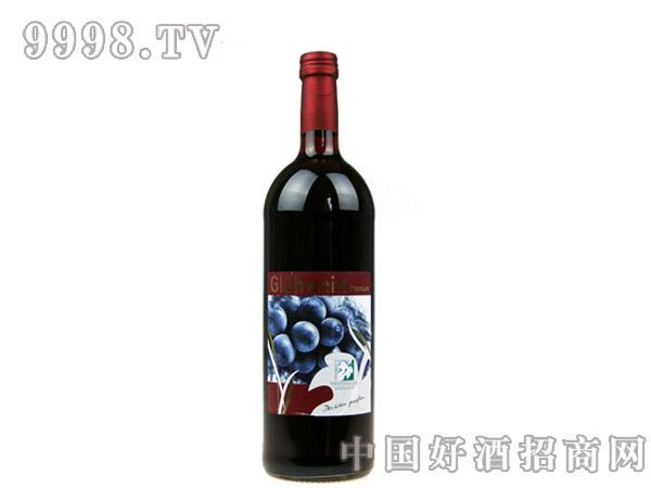 巴登风味特色红葡萄酒