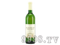 海德堡雷司令优质半干白葡萄酒