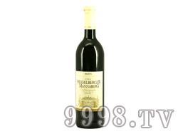 海德堡晚熟黑比诺优质干红葡萄酒