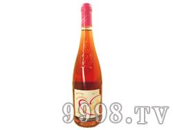 法国爱慕安茹玫瑰蜜桃红