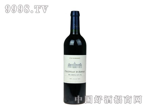 阿萨克城堡玛歌中级庄干红葡萄酒
