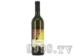 巴登雷司令半干白葡萄酒