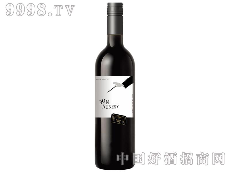 澳尼斯马斯特西拉干红葡萄酒