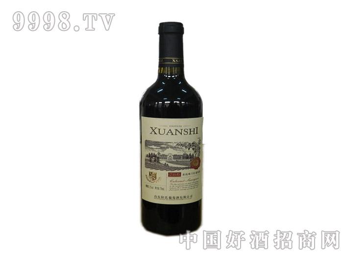 轩氏优选级干红葡萄酒