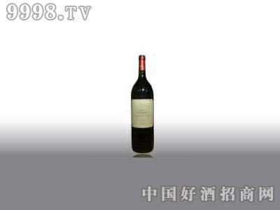 柏特斯庄园干红葡萄酒2008