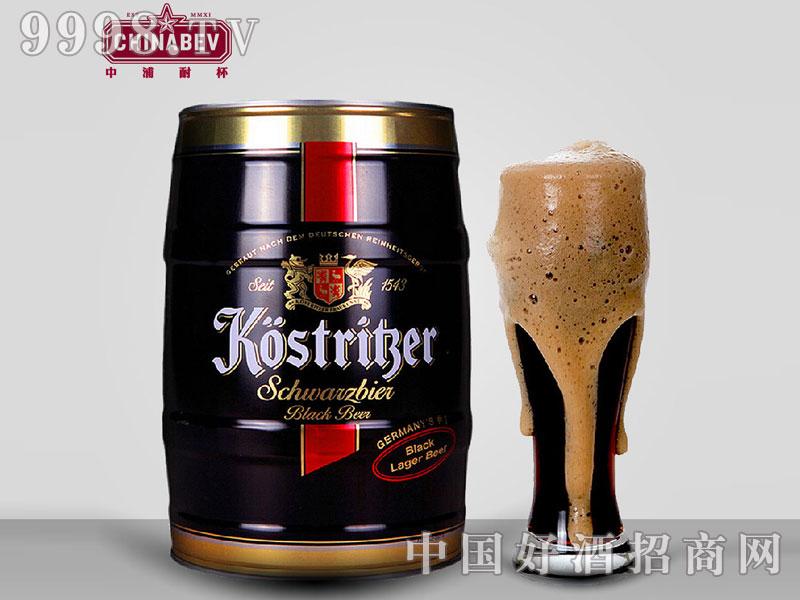 德国原装进口卡力特黑啤5L桶