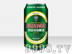 安岛啤酒10°500ml