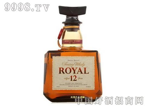 三得利威士忌洛雅12年