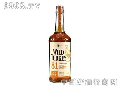 威凤凰81经典波本威士忌