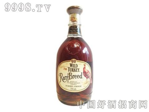 威凤凰波本珍藏年威士忌