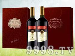 德索曼赤霞珠干红葡萄酒(礼盒装)