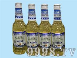 皇族蓝色经典啤酒