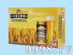 皇族小麦王盒装啤酒