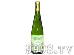 长城窖藏龙眼干白葡萄酒
