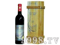 长城窖藏珍藏版赤霞珠干红葡萄酒