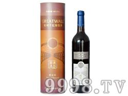 长城窖藏A三蛇龙珠干红葡萄酒(筒)