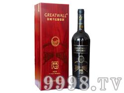 长城窖藏A七赤霞珠干红葡萄酒(盒)