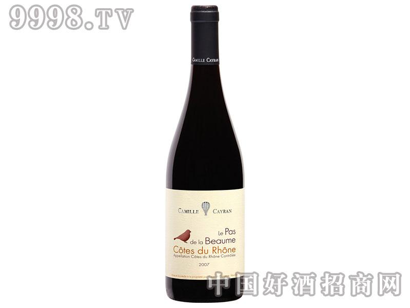 法国-凯雁罗纳谷红葡萄酒