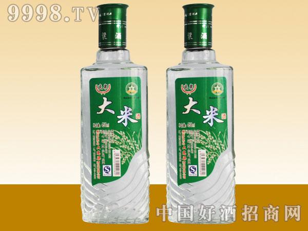 普装庆泉大米酒450ml
