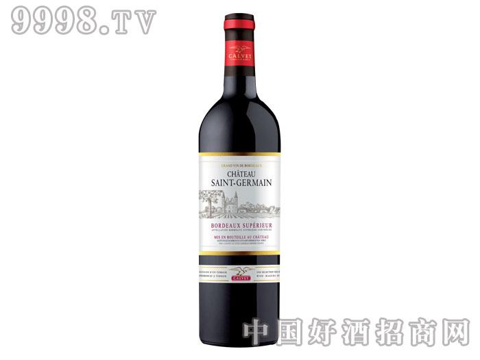 考维酒园-圣泽门古堡干红葡萄酒