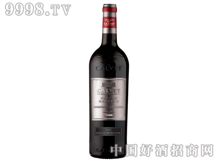 考维酒园-庄园珍藏波尔多红葡萄酒