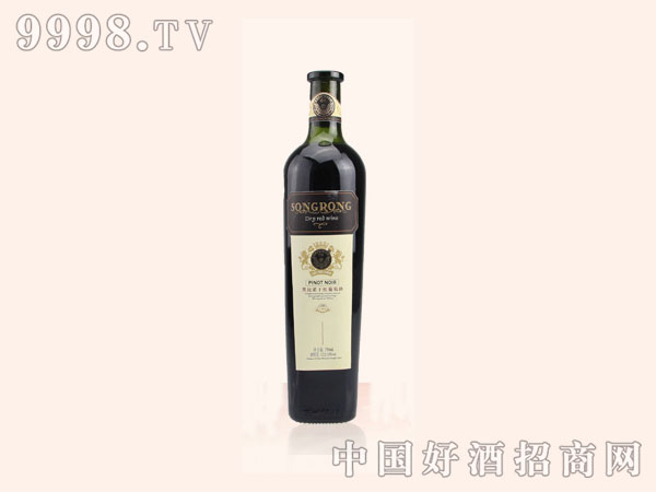 松蓉黑比诺干红葡萄酒