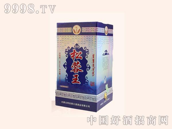 松蓉王浓香型白酒38度