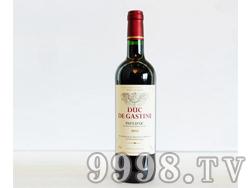 卡斯汀公爵干红葡萄酒