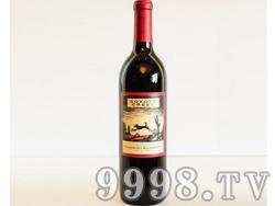 郊狼溪赤霞珠干红葡萄酒