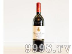 美人鱼干红葡萄酒