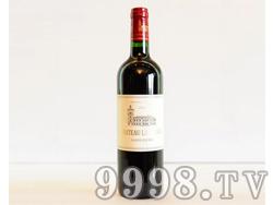 拉格喜庄园干红葡萄酒