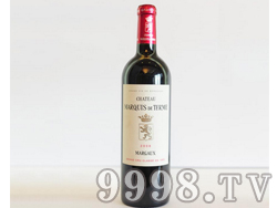 德美侯爵庄园干红葡萄酒750ML