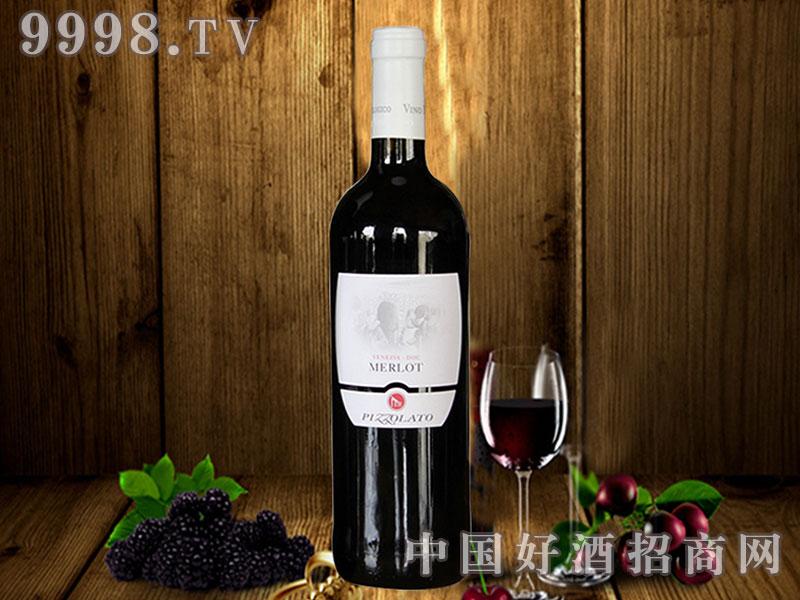 意大利比苏拉图梅洛葡萄酒