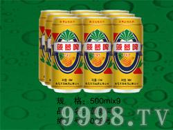 菠萝啤500ml×9