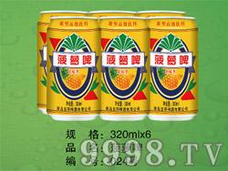 菠萝啤320ml×6