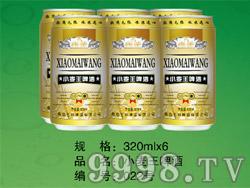 小麦王啤酒320ml×6